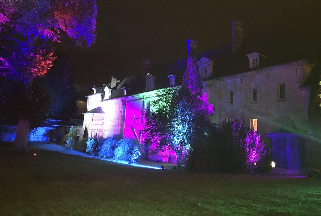 Organiser votre spectacle dans un Château proche Lille